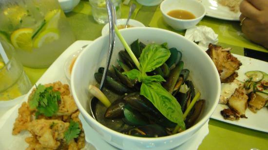 Lemon Grass: Yummy seafoods