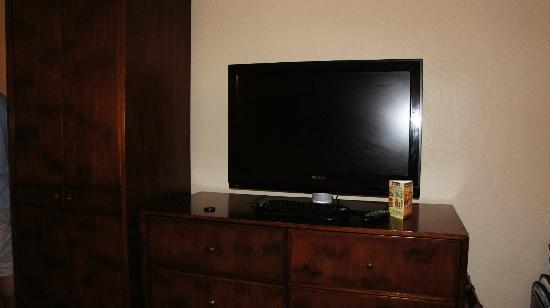 Sheraton Old San Juan Hotel: TV