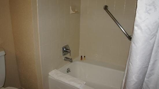 شيراتون أولد سان خوان هوتل: Bathtub 
