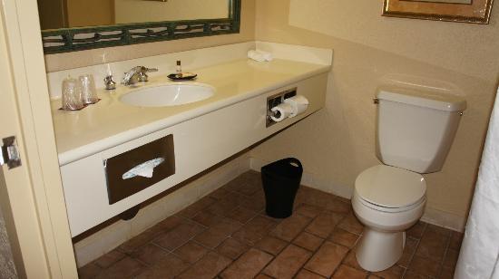 شيراتون أولد سان خوان هوتل: Bathroom 