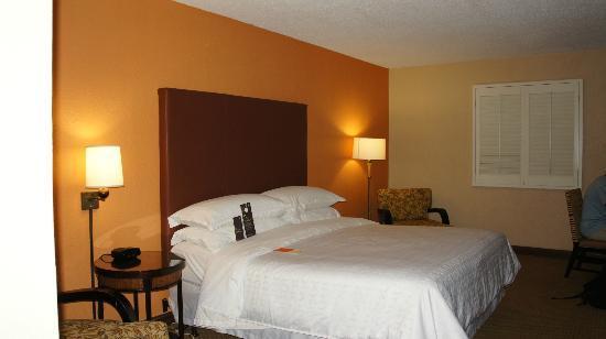 Sheraton Old San Juan Hotel: Bed