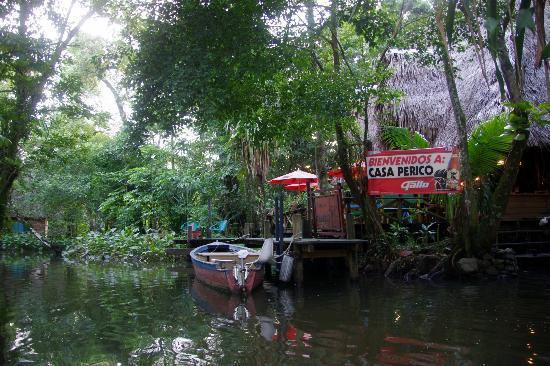 Rio Dulce, Guatemala: Hotel