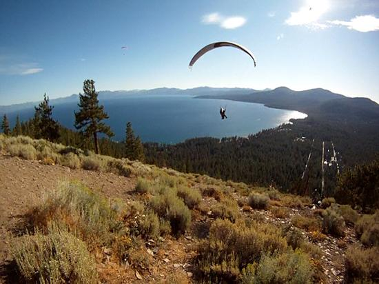 Uprising Paragliding