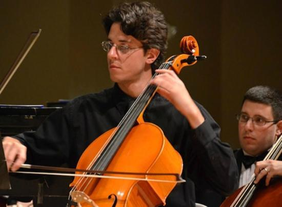 "Northern Dutchess Symphony Orchestra: Strings in 2012 Pops Concert, ""British Invasion"""