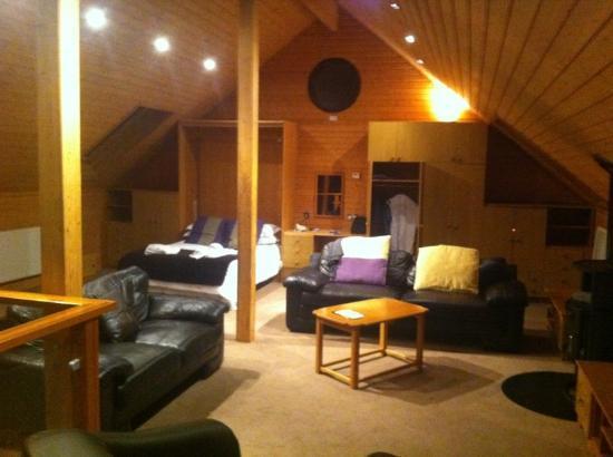 Brockwood Hall: Vikin lodge