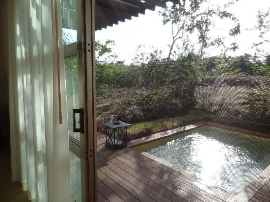 Rosewood Mayakoba: Plunge Pool