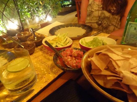 Rosewood Mayakoba: Food