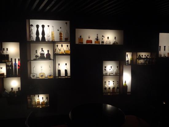 Rosewood Mayakoba: Tequila BAr