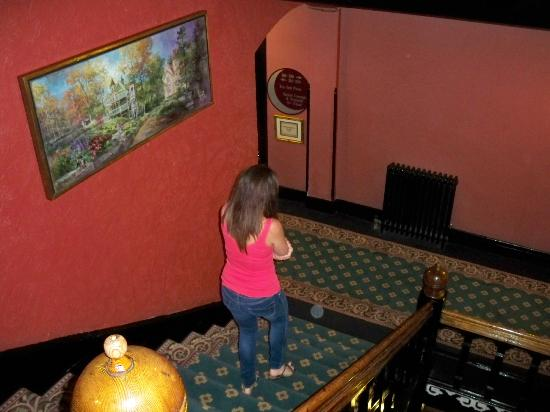 Crescent Hotel Ghost Tour After She Was Touched