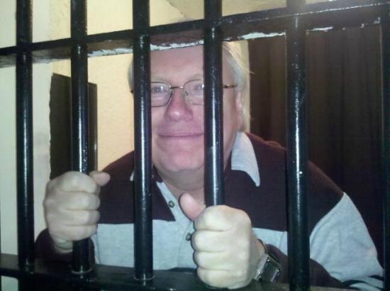 Old Jail Inn-Parke County: Dillinger cell