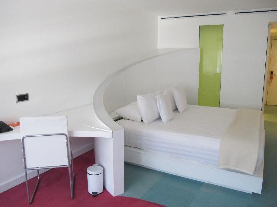 Room Mate Valentina: chambre