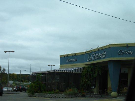 Saint Jerome, Canada: La Focaccia - street view