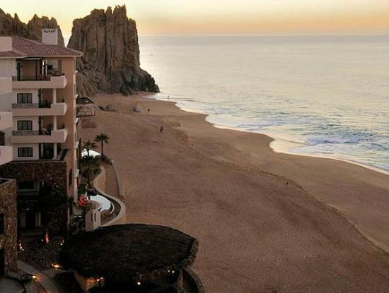 Grand Solmar Land's End Resort & Spa: All rooms have view of ocean