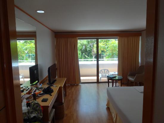 Patong Resort: standard room