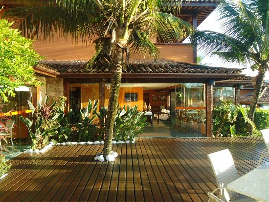 Hotel Ferradura Private: Área da piscina
