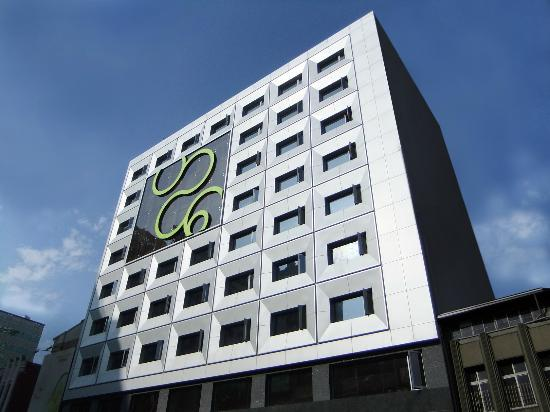 Park City Hotel-Central Taichung: 成旅晶贊飯店‧台中民權