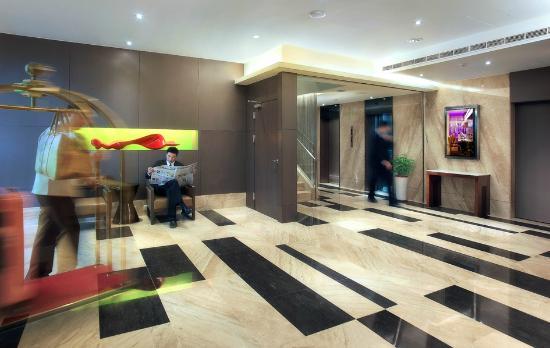 Park City Hotel-Central Taichung: 服務中心