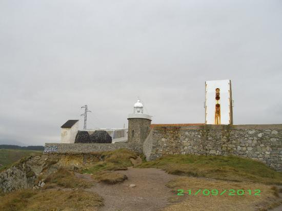 Faro Cabo Vidio