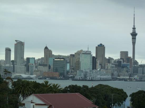 VR Takapuna: Auckland city