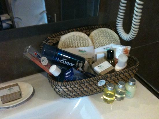 Elanaz Hotel Istanbul: goodies