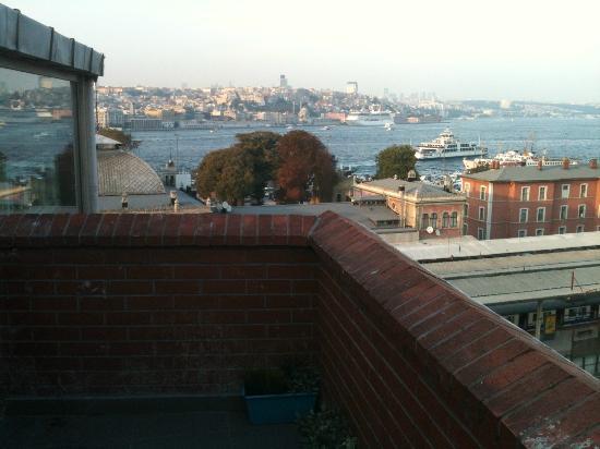 Elanaz Hotel Istanbul: asia