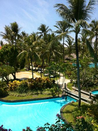 The Laguna, a Luxury Collection Resort & Spa: The View from my room