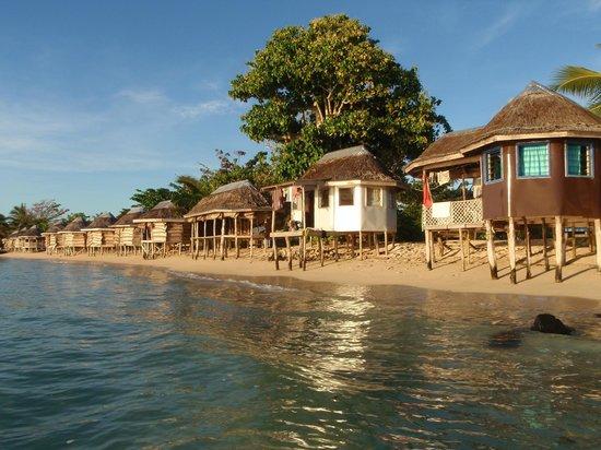 Joelan Beach Fales Savaii