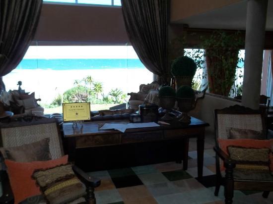 Xanadu Guest Villa: Lobby