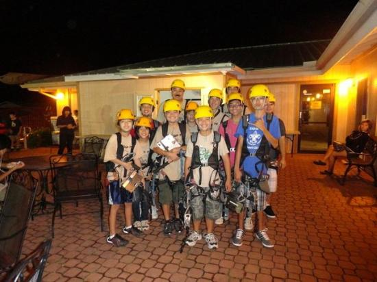 Bay View Mini-Putt And Zipline: The Thrill Seekers