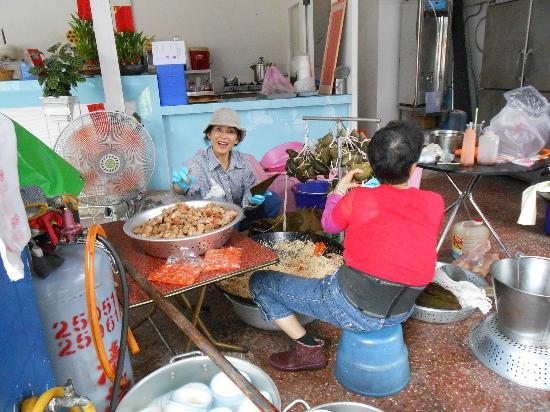 Anping Gubao Ancient Street: 安平 延平街