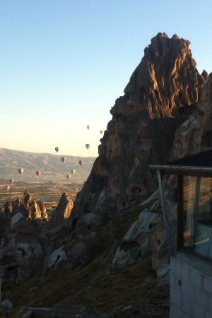 Duven Hotel: hotel view