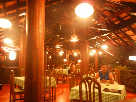 Kingstork Beach Resort: Restaurant