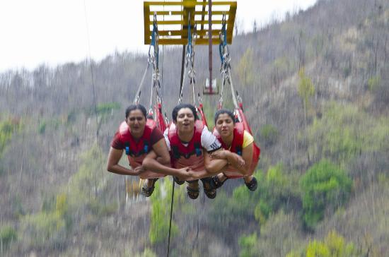 Jumpin Heights: Flying Fox