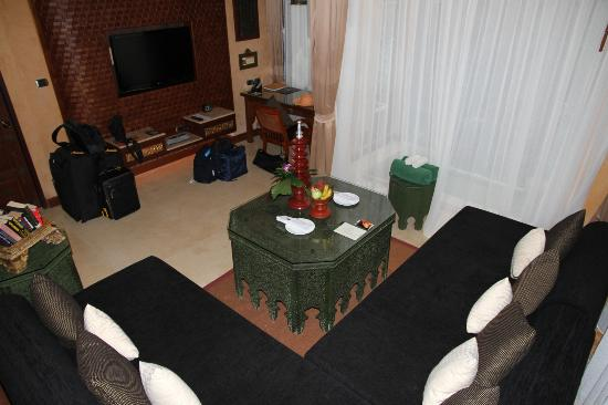 Sawasdee Village: Piano terra suite con accesso diretto alla piscina