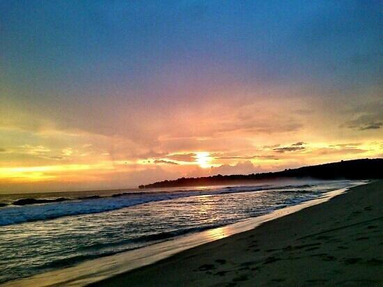 Bayah, Indonezja: Pantai ciantir