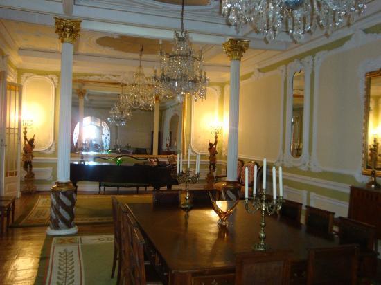 Palacete Chafariz D'El Rei: salone