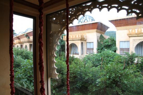 Sawasdee Village: Paesaggio dalla Suite