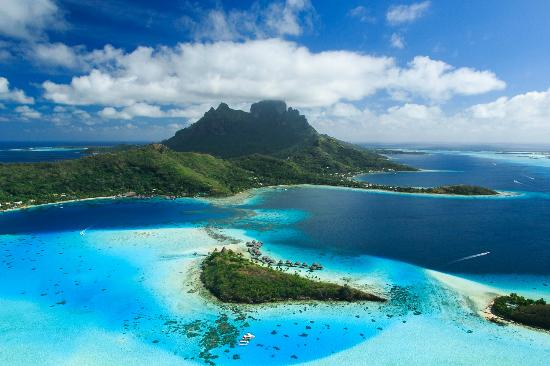 Tahiti-Helicopters: Beautiful