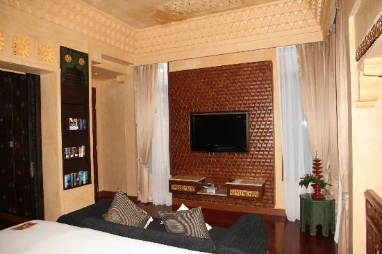 Sawasdee Village: Wi -fi / tv seduti su divanetto x massaggio piedi