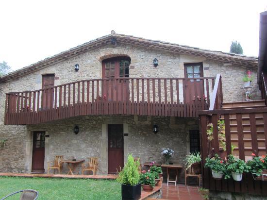 Hotel La Sala de Camos: Room complex