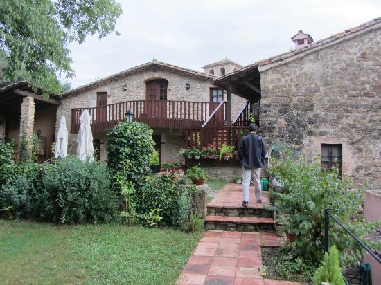 Camos, Ισπανία: room complex
