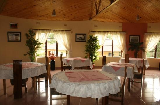Blue Nile Inn Makeni: Upstairs Restaurant Pic 2