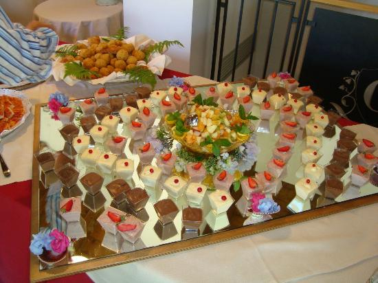 Cortese Hotel: Buffet battesimo