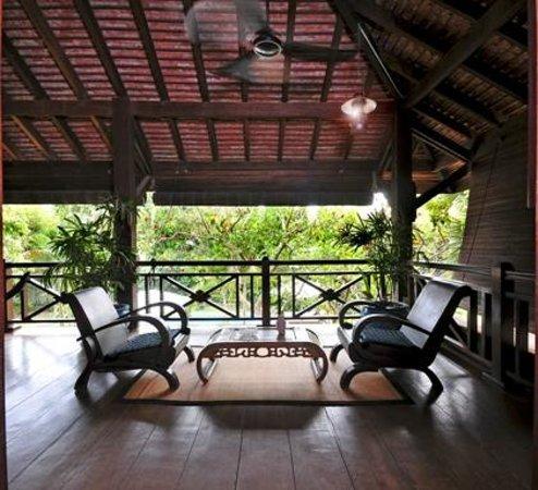 La Palmeraie d'Angkor: First Floor Villa
