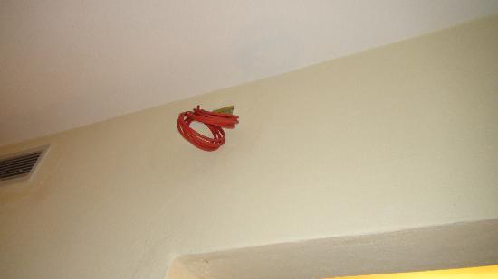 Il Chiostro di Pienza: in camera...