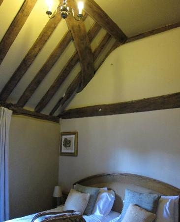 The Greyhound Inn: room interior