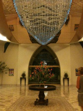 Hasdrubal Prestige Thalassa & Spa : le hall