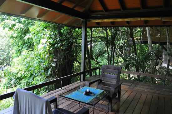 Jetwing Kurulubedda: Balcony