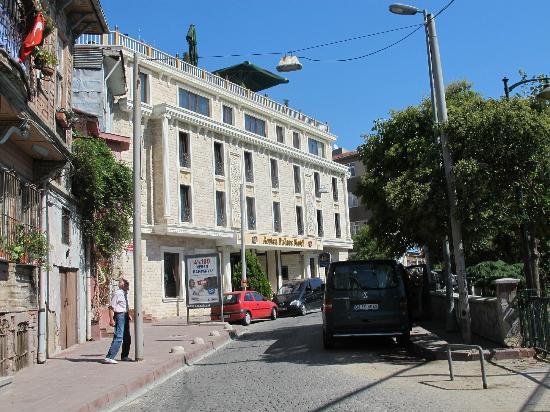 Best Western Antea Palace Hotel & Spa: Hotelansicht