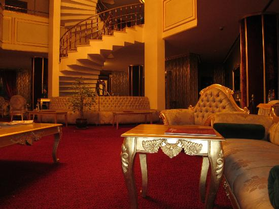 BEST WESTERN Antea Palace Hotel & Spa: Lobby